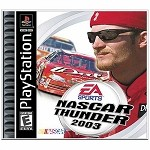 Nascar Thunder 2003 - PS1 Video Games